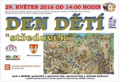 """Den dětí """"středověk"""""""