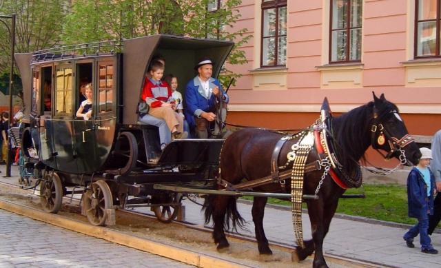Muzeum koněspřežky