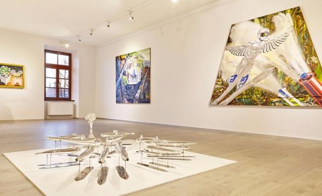 Galerie Mariánská České Budějovice