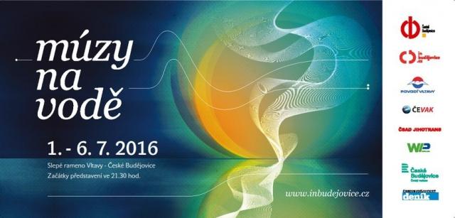 Múzy na vodě 1.- 6. 7. 2016