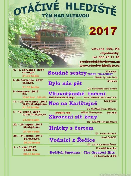 Noc na Karlštejně 11. - 29. 7. 2017