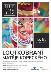 Loutkobraní Matěje Kopeckého na zámku Mitrowicz