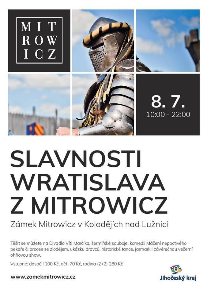 Slavnosti Wratislava z Mitrowicz
