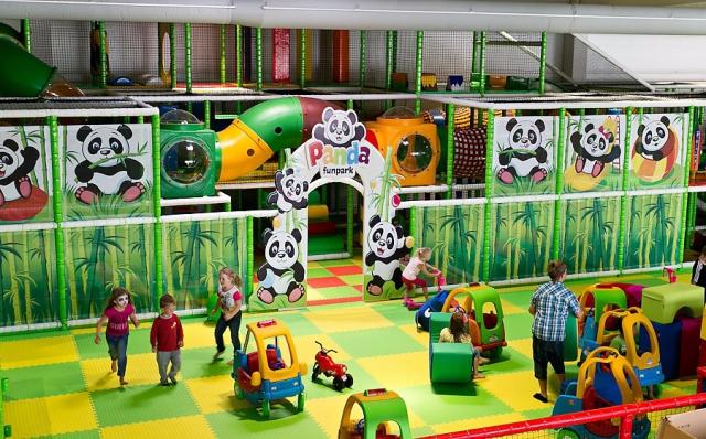 Funpark Panda