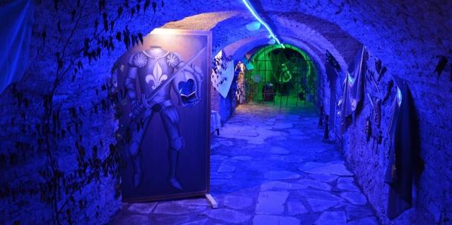 Pohádkové podzemí